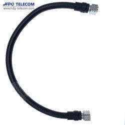 Cavo di ponticello dell'Assemblea di cavo dell'antenna di rf 1/2 Superflexible con il connettore maschio 4.3-10