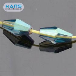 Hans Wholesale Logotipo personalizado iluminar cordón de cristal chino