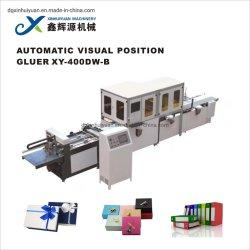 Las ventas de promoción de la drupa xy-400t posición robótico YAMAHA Portada del libro y la caja rígida maquinaria