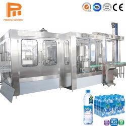 소형 전자동 플라스틱 병 물 보충 기계/음료 주입구