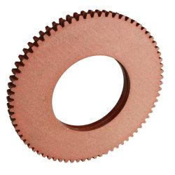 Les dents de pignon face utilisé pour frein industriel/ système d'embrayage