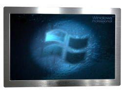 견고한 19형 16:10 와이드스크린 1440 * 900 고해상도 초박형 산업용 터치 디스플레이 LCD 터치 스크린 모니터