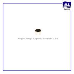 Piccolo magnete cilindrico di NdFeB del neodimio del cerchio con alto forte potere