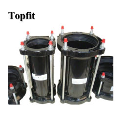 La fonte ductile restreinte d'attelage pour tuyaux avec DN40-DN1600