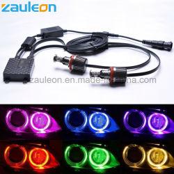 RF는 RGB가 BMW E92 E93 H8를 위해 색깔 변화하는 LED 마커 천사 눈을 통제한다