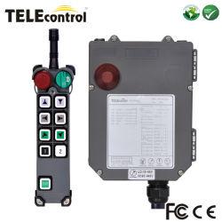 Stazione senza fili protetta contro le esplosioni di telecomando dei singoli pulsanti di velocità di Ef24-8s 8 per Ex-Zona