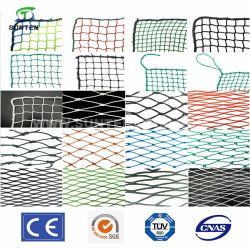 Norma DA UE DE PE/PP/poliéster/náilon/plástico andaimes/Carga/Pesca/peixes/BIRD/Voleibol/Hockey/ténis de mesa/Baseball/Football/Construção do pano de rede de segurança