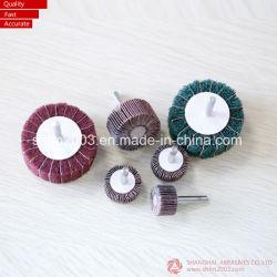 Абразивные люка на колесо с вала (оксид алюминия)