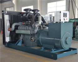 Marcação ISO Motor Diesel 600kw Powered by Doosan