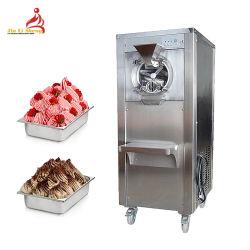 Grosse Kapazität Yb-40 kommerzielle italienische Gelato Eiscreme, die Maschinen-Stapel-Gefriermaschine harte Eiscreme-Maschine herstellt