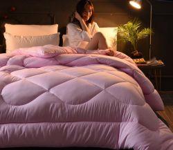 Exportación fábrica cama King Size suaves edredones Edredones Edredón