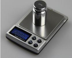 Vente chaude 1000G/0.1G Échelle numérique de poche