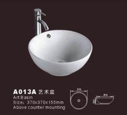 Petite salle de Bain lavabo (A013)
