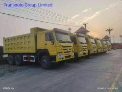 China Sinotruk HOWO Zz3317n306 336HP 8X4 de Kipper van 30 Ton/de Vrachtwagen van de Stortplaats voor Gebruikt