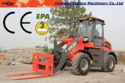 Утвержденном CE Everun 2.0ton Multifuctional мини-колесного погрузчика