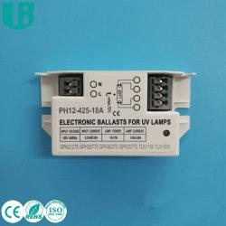 reattanza elettronica di pH12-425-18A per il driver germicida UV della lampadina della luce ultravioletta dell'ozono della lampada 110V 10W-18W T5 di TUV16W