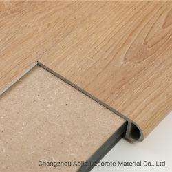 Vente à chaud Oyster Chêne PVC/SPC - Accessoires de revêtement de sol pour nez d'escalier