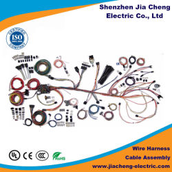 Connettore per cavo adattatore femmina in PVC per terminali per cavo industriali di precisione