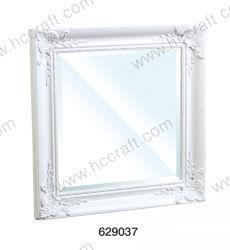 Wall Decoration를 위한 새로운 White Wooden Mirror