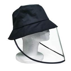 保護ウイルスのハンドシールドの取り外し可能な透過帽子および帽子