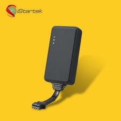 Faible coût 9-100V Pas de frais mensuels Lbs Fast Track de Téléphone de voiture de taille caché petite moto Tracker GPS avec l'APP