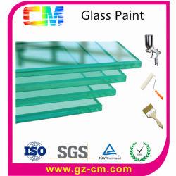 El aislamiento térmico de la pintura de vidrio para ventanas y puertas