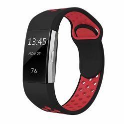 Зарядка Fitbit2 смотреть Band замена смотреть браслет спорт зона для зарядки Fitbit2 силикона Band Женщины Мужчины