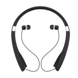 Tour de cou pliable portable stéréo sans fil Bluetooth 5.0 casque de sport