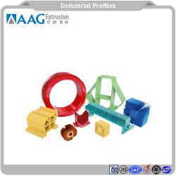 Het industriële Aluminium van het Profiel van de Delen van de Machines van de Verwerking van het Metaal