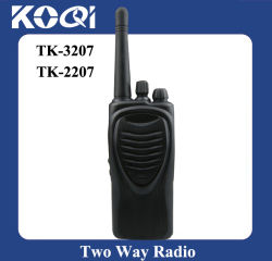 Tk-2207 136-174MHz VHF bon matériau Radio talkie walkie bon marché