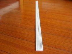 4mmの白いローマの陰の肋骨のあたり、ガラス繊維のローマの陰の肋骨