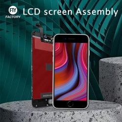 شاشة عرض LCD مقاس AAA للهاتف الخلوي بالجملة بضمان لمدة 12 شهرًا اكتمل تعيين هاتف شاشة اللمس لجهاز iPhone 6g
