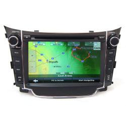 Двойной DIN Автомобильная мультимедийная система для Hyundai I30