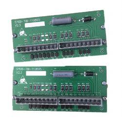 Circuit électrique de pièces de rechange concrètes d'administration pour machinerie de construction