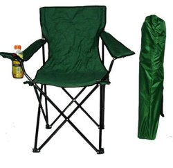 Becherhalter-faltender Strand-Stuhl mit Kabinendach-leichtem faltbarem Stuhl