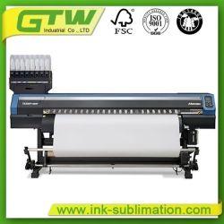 Usa Mimaki TS300P-1800 Impresora de transferencia por sublimación textil (99% de nuevo)