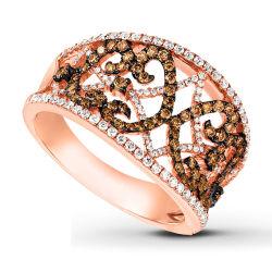 Мода украшения 925 серебряные кольца с микро-Настройка CZ
