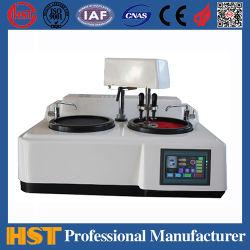 Mopao300t meulage métallographique de polissage de l'écran tactile de l'équipement de la machine