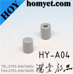 Популярная цветастая цилиндрическая крышка переключателя тактичности (HY-A04)