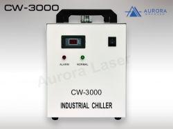 오로라 Laser 공기에 의하여 냉각되는 Cw 3000dg 9L 물 냉각 기계 산업 물 냉각장치