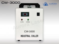 오로라 Laser 공기에 의하여 냉각되는 물 냉각장치 Cw 3000dg 9L 물 탱크