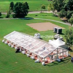 Personalizar el lujo de aluminio al aire libre espacio libre parte carpa para evento exposición de Boda