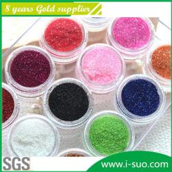 Laser all'ingrosso Pet Glitter Powder di Bulk per Plastic Goods