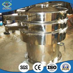 Нержавеющая сталь круглого поворотного циркуляр виброгрохот оборудования (XZS1000)