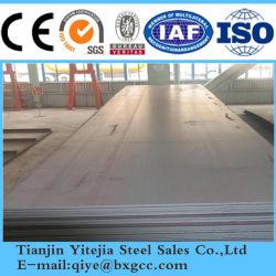 Galvanisierte Stahlplatte, Frau Plate (Q235B, SS400, ST37, Q345, A36, S275JR, S355JR)