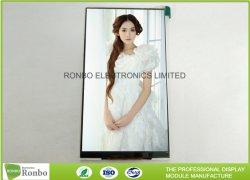 """Customized 5"""" o visor LCD do telefone celular 500cd/m² conector ZIF do Brilho"""