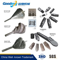 Goodeng HDD Machine Drill Tools Guide Bit/Swivel/Sub Saver/Drill Pipefor pipe Bohrwerkzeuge verlegen