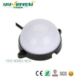 6W Die-Casting Punto de luz LED de aluminio (YYST-DGYKS1)