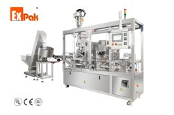 Volle automatische biodegradierbare K-Cup Dolce Geschmack-Filter-Kaffee-Kapsel-Cup-Plombe und Dichtungs-Maschine