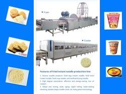 Type de petites et moyennes Fried Ligne de production de la nouille instantanée